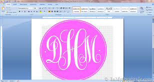 wording wedding invitations3 initial monogram fonts how to create a monogram using microsoft word in my own style