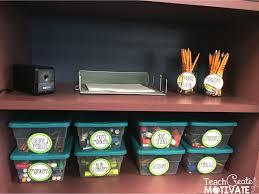Student Desk Plates by My Classroom Teach Create Motivate