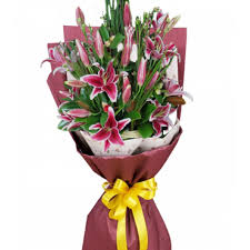 stargazer bouquet stargazer bouquet 07 flower shop in bohol bohol flora