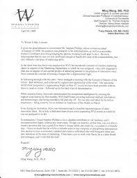 brilliant ideas of graduate recommendation letter sample