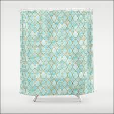 Flamingo Shower Curtains Bathroom Fabulous Extra Long Shower Curtains And Liners Coral