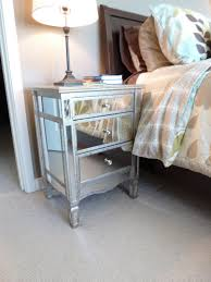 nightstand appealing mirrored night stands pier one dresser