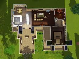 mod the sims the prairie house no cc