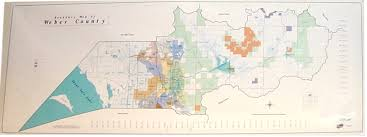 Utah County Maps by Weber County