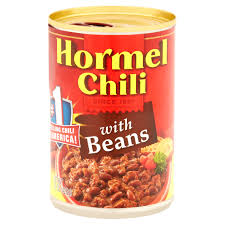 hormel chili with beans 15 oz can walmart com