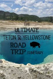 Wyoming Easy Click Travel images The ultimate 7 day teton and yellowstone road trip itinerary jpg