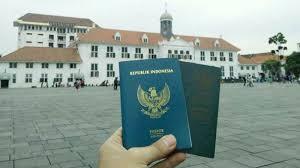 cara membuat paspor resmi baru pertama kali membuat paspor nggak usah bingung ikuti cara
