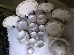 orion fine china made in occupied japan dinnerware set 91 pieces