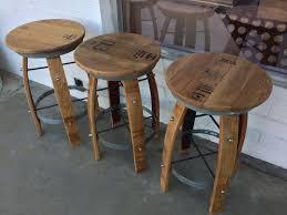 Whiskey Barrel Kitchen Table Vintage Whiskey Barrel Bar Stools Med Art Home Design Posters