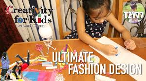 creativity for kids ultimate fashion designer unboxing u0026 review