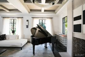 kris jenner home decor inside kourtney kardashian u0027s living room people com