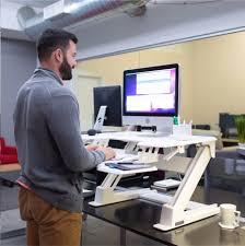eureka ergonomic height adjustable standing desk 36 inch wide desk awesome shop for eureka ergonomic height