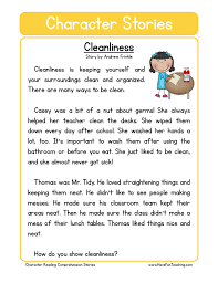 second grade reading comprehension worksheets page 3 of 14