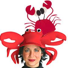 Crab Halloween Costume Sea Creature Hats Animal Hats Brandsonsale