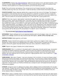 Plants That Repel Aphids by Companion Planting Chart Rhodale Newedengarden