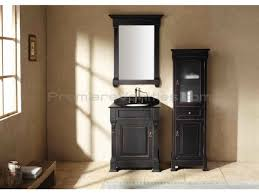 bathroom white bathroom vanity with marble top black high gloss