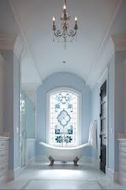 Pantone Airy Blue Inspiration For Your Bathroom - Blue bathroom 2