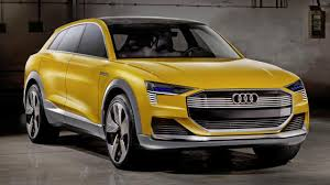 suv audi the audi h tron is a hydrogen powered suv top gear