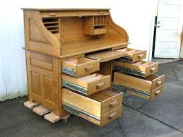 used solid oak desk for sale images of solid oak roll top desk value floor flooring and solid oak