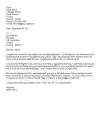 sample recommendation letter for volunteer firefighter huanyii com