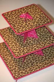 leopard print party supplies hot pink and cheetah print party search birthday