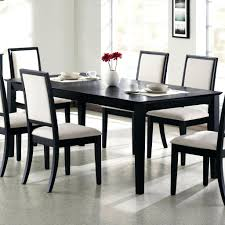 dining chairs oak and black dining room sets black dining room