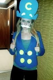 Captain Crunch Halloween Costume Minute Costume Diy Dust Bunny Bunny Costumes