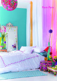 Great Bright Color Bedroom Ideas  On Cool Bedroom Decorating - Bright bedroom designs