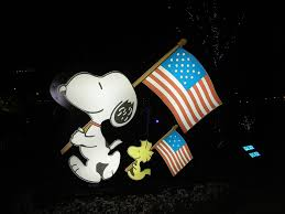 free photo woodstock patriotic american flag snoopy patriotism