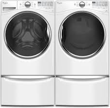 whirlpool wfw92hefw 27 inch 4 5 cu ft front load washer with