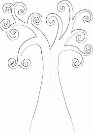 best photos of tree trunk printable template printable tree