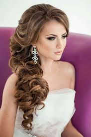 fancy long party hairstyles for professional girls in 2017 party