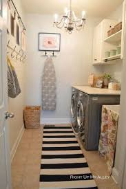 Storage Ideas For Small Laundry Rooms by Best 25 Laundry Room Rugs Ideas On Pinterest Basement Laundry