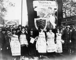 the inter war years 1918 1939 striking women