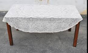 vintage vaultlace tablecloth rentals los angeles vintage vault