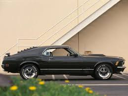 mustang mach 1 1970 ford mustang mach 1 1970 picture 3 of 3