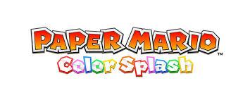 wii u target black friday smash paper mario color splash nintendo wii u target