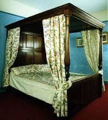 Four Post Canopy Bed Frame Four Poster Bed Canopy Beds Oak Country Furniture Bedroom Wood