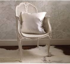 Bedroom Armchairs Uk French Provencal White Rattan Bedroom Chair Chairs