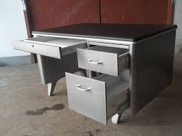 Small Steel Desk Compression Studio Small Cole Steel Desk