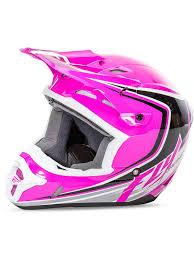 fly motocross helmet fly racing pink black white 2016 kinetic fullspeed kids mx helmet
