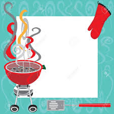 Backyard Clip Art Bbq For Invitations Clipart