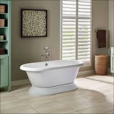 Lowes Freestanding Bathtubs Bathrooms Amazing Freestanding Bathroom Accessories Freestanding