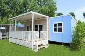 campsite bella italia with mobile homes in peschiera del garda