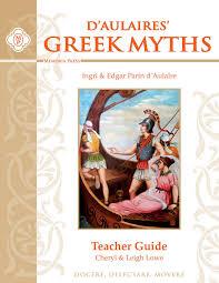 d u0027aulaires u0027 greek myths teacher guide cheryl lowe leigh lowe