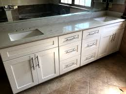 Kitchen Cabinets Ft Lauderdale White Shaker Premium Hardwood Cabinets Custom Cabinet Designs