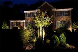 outdoor landscape lighting bergen county nj