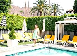 luxury palm springs outdoor furniture or palm springs outdoor