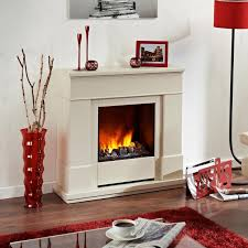 brand new dimplex figaro optiflame electric fireplace suite