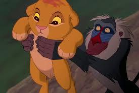 3d disney company rafiki the lion king cartoons wallpaper